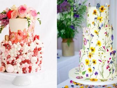 13 Wedding Cake Photos That'll Make You Want To Get Married Tomorrow