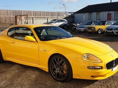 This Yellow Maserati GranSport Is Way Cooler Than A Used 911