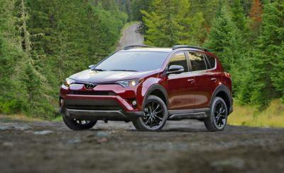 Is it RAV or Rave? The 2018 Toyota RAV4 Adventure Lives Up to its Name