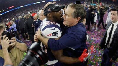 Mistakes can't keep Patriots from fifth Super Bowl title