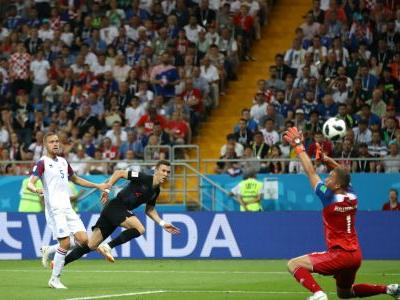 World Cup 2018: Croatia beats Iceland, tops Group D on late strike by Ivan Perisic
