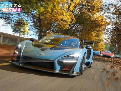 Forza Horizon 4 is Now Available on Xbox Game Pass