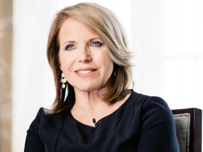 After years of trying to be likable, Katie Couric is letting that go