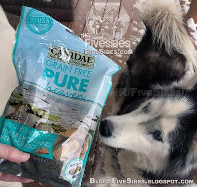 Canidae's Grain-Free Pure Heaven Biscuits Review ChewyInfluencer