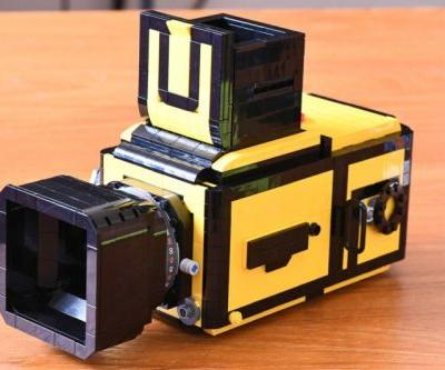 This LEGO Hasselblad Camera Could One Day Hit Store Shelves