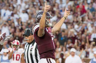 Nick Fitzgerald explodes for 6 total touchdowns as No. 16 Mississippi State downs Louisiana