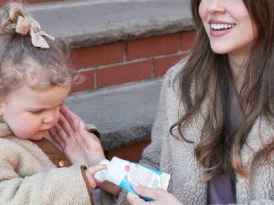 Here's How This Wellness Mama Changed Her Skincare Routine With A New Baby On The Way