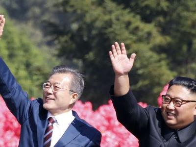 """Grand Theater"": Has N. Korea's Kim won a propaganda coup?"