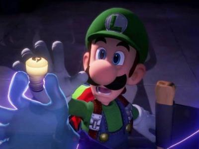 Luigi's Mansion 3 Launching October 31