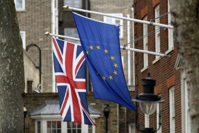 Britain officially triggers Brexit