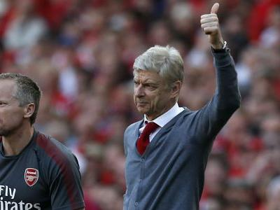 'I will miss you' - Wenger bids farewell to Arsenal fans after final home game