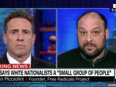 Former White Supremacist: There's Now a '24-Hour Hate Buffet' on the Internet