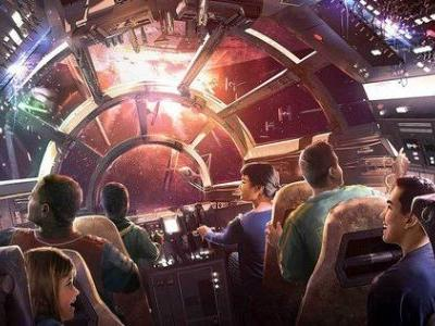 Star Wars: Galaxy's Edge Opens in 2019 at Disneyland & Disney World