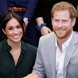 Have Harry and Meghan Already Picked Their Baby's Godparents?