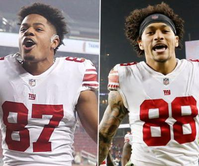 The Giants' overlooked weapons came up big when it mattered