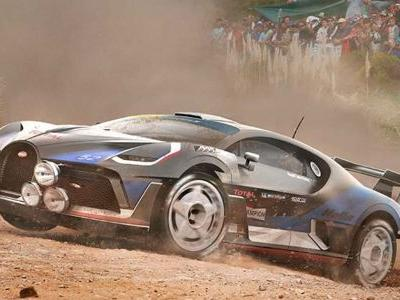 8 'Unlikely Rally Cars' We Wish Were Real
