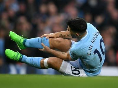 Sergio Aguero has knee surgery with World Cup looming