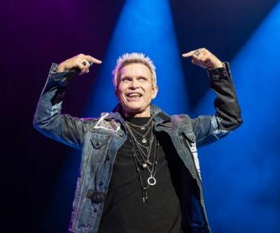 Live Review: Billy Idol and Steve Stevens Play the Hits and Tell the Stories in New York City