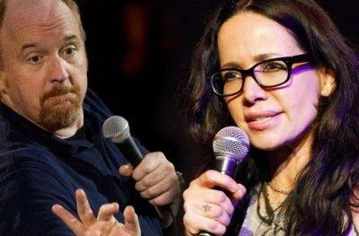 Janeane Garofalo Defends Louis C.K.'s Return to Comedy in