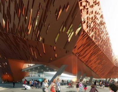 OMA, Morphosis and Johnston Marklee Among Finalists for New Chicago Arts Center