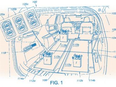Ford Patents Conveyer Belts for SUV Cargo Areas So You Don't Have to Crawl in and Possibly Expose Your Butt to Everyone