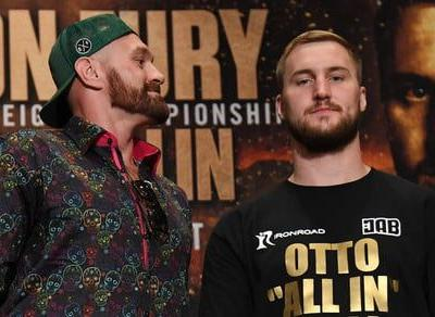 How to stream Top Rank Boxing: Tyson Fury vs. Otton Wallin with ESPN+