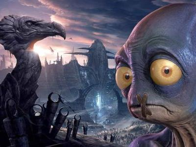 Oddworld: Soulstorm's PC Version Will Be Epic Games Store Exclusive