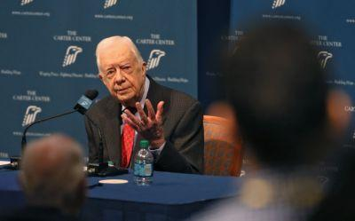 Why Jimmy Carter will attend Donald Trump's inauguration