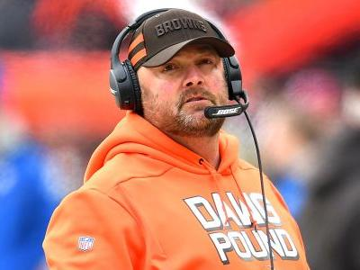 Browns coach Freddie Kitchens can handle everything you think he can't