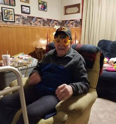 You've got mail! WWII veteran all smiles after getting 70,000 cards for his birthday