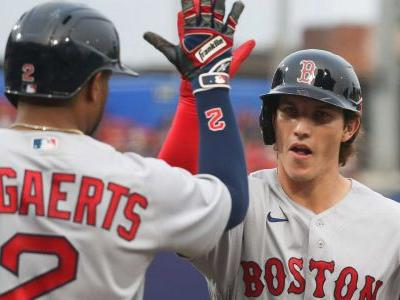 Duran's first MLB home run sparks Red Sox rout of Blue Jays