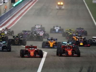The Bahrain Grand Prix Drew the Second-Largest U.S. Cable Audience for an F1 Race on Record