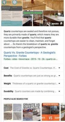 Google Updates Search To Show More Relevant Information