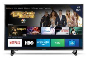 You can get a 43-inch 4K smart Fire TV for a ridiculously low price of $180 today
