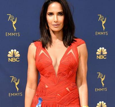 Padma Lakshmi Recycled Her Emmys Dress