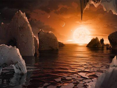 NASA discovers solar system with seven Earth-like planets, three of them in the star's habitable zone
