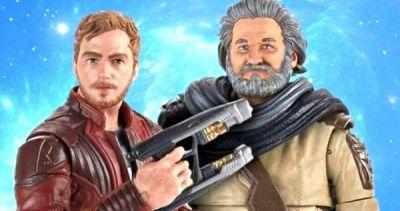 Guardians of the Galaxy 2 Toy Has Best Look Yet at Star-Lord's Dad