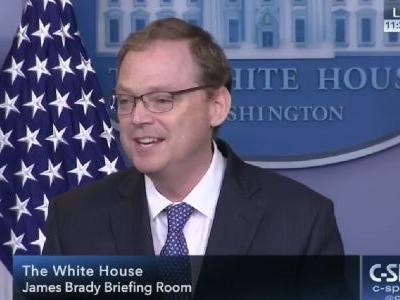 Journalists Give Credit to Kevin Hassett For Correcting Trump Falsehood: 'WH Never Admits This'