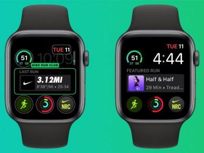 Nike Run Club for Apple Watch gains workout summary and guided sessions complication