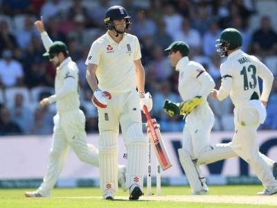 Ashes 2019: England capitulates as Australia dismisses home team for 67