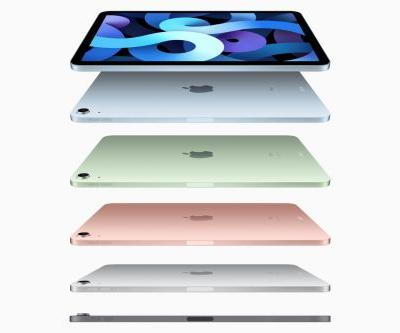 Apple opens preorders for the new iPad Air
