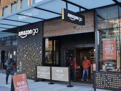 Amazon is bringing its till-free store to the UK