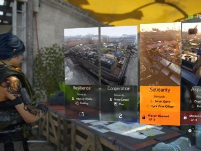 The Division 2 staff roster recruitment guide - how to recruit staff and unlock the Dark Zone