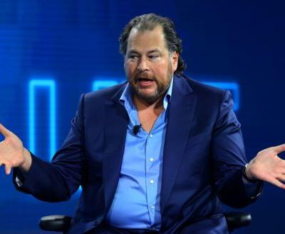 The $6.5 billion acquisition that everyone hated a year ago was the only thing everyone loved about Salesforce's latest quarter