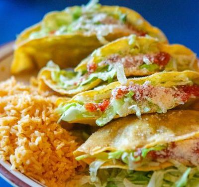 The United States of Mexican Food