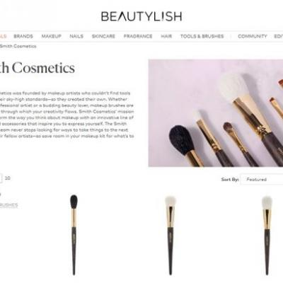 Smith Cosmetics Now at Beautylish
