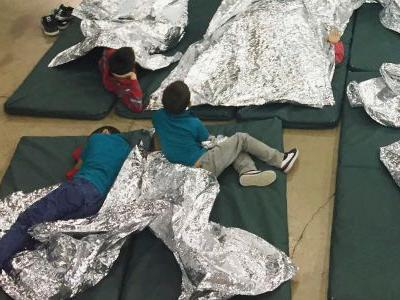 'Where are the girls?': Reporters press the Trump administration to release information and images of detained migrant girls and toddlers