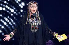 Madonna's Rambling VMAs Aretha Franklin Tribute Sparks Backlash