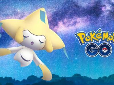Pokemon Go: How to complete A Thousand-Year Slumber and catch Jirachi