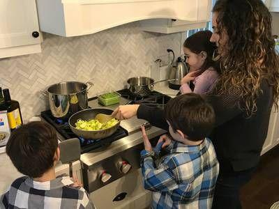 One mom dishes on the challenge of feeding everyone different things